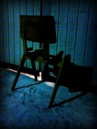 Abandoned Chair #2