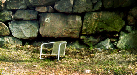 Abandoned Chair #5