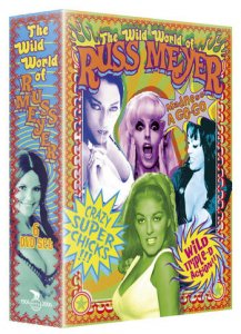 Russ Meyer DVD-box cover